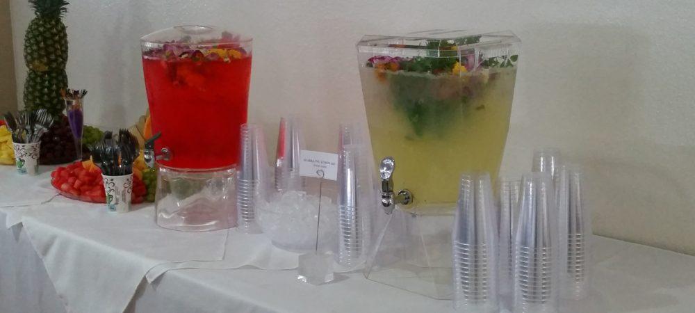 Specialty Lemonade - Professional Wedding Catering - Riverside CA