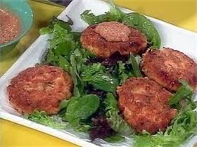 Salmon Cakes - Professional Catering Services - Brother 2 Brother