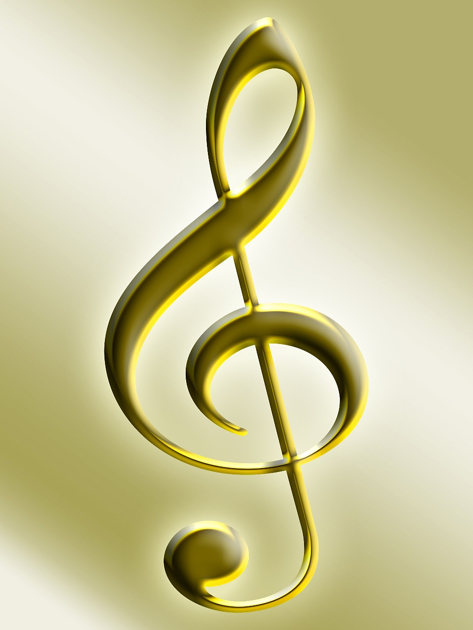 Music cleft